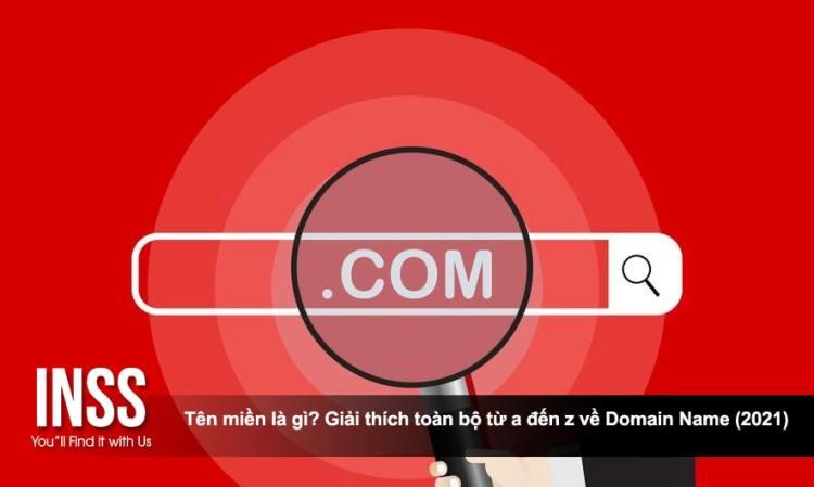 Tên miền là gì? Giải thích toàn bộ từ a đến z về Domain Name (2021)