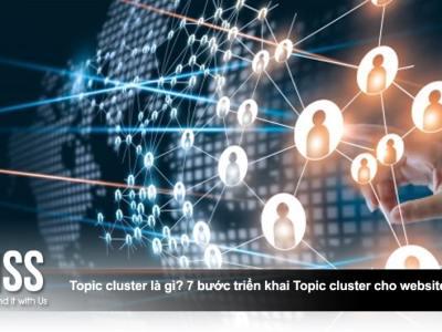 Topic cluster là gì? 7 bước triển khai Topic cluster cho website 2021